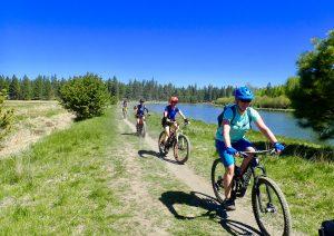 Advanced Beginner Deschutes River Trail