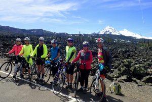 Int Road Ride up McKenzie Pass 2019